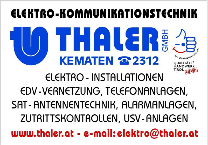 Logo Thaler
